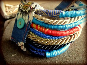 Fiber-Bracelet