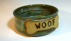 Irish dog-bowl