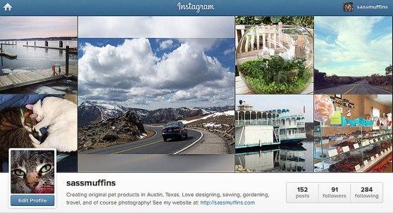 Final-Instagram-Profile